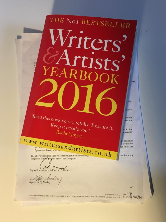 1 – How I got a publisher