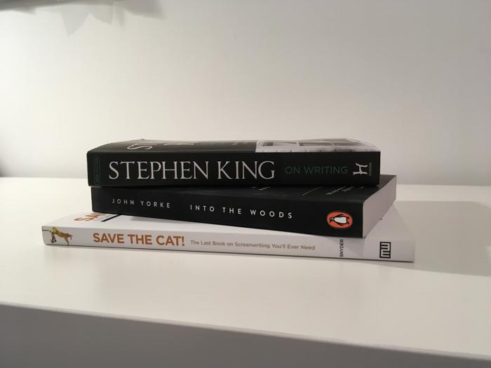 Books on writing I've found useful