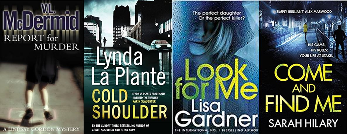 My top 4 female-led crime series