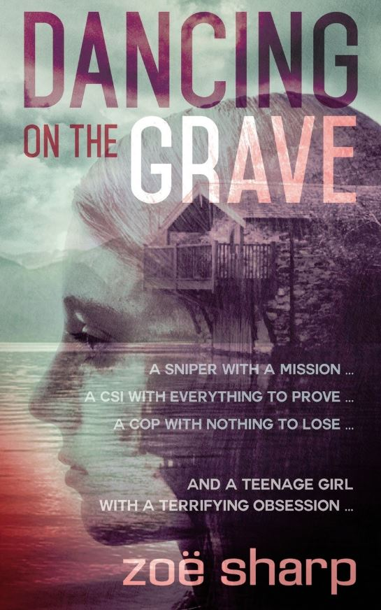 Review of 'Dancing on the Grave' by Zoë Sharp