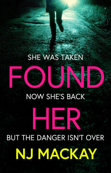 NJ Mackay 'Found Her'