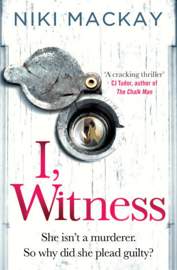 Niki Mackay 'I, Witness'
