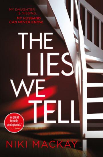 Niki Mackay 'The Lies We Tell'
