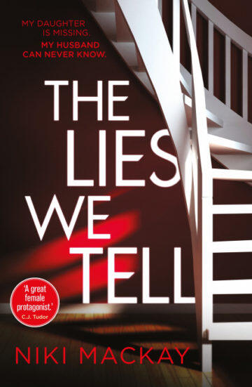 Niki Mackay 'The Lies We Tell'