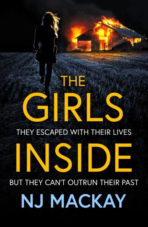 NJ Mackay 'The Girls Inside'